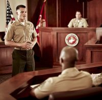 Military Lawyer