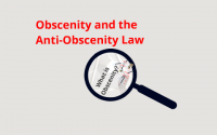 Obscenity Law